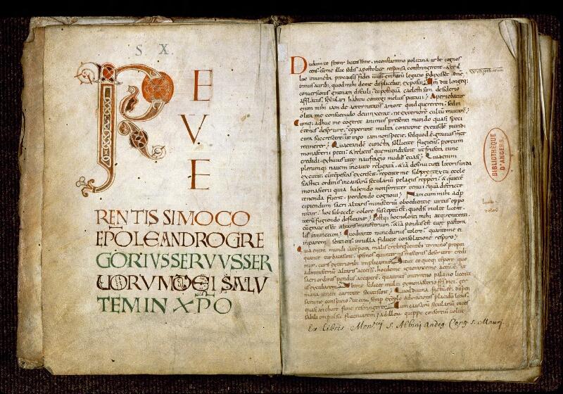 Angers, Bibl. mun., ms. 0183, f. 001v-002