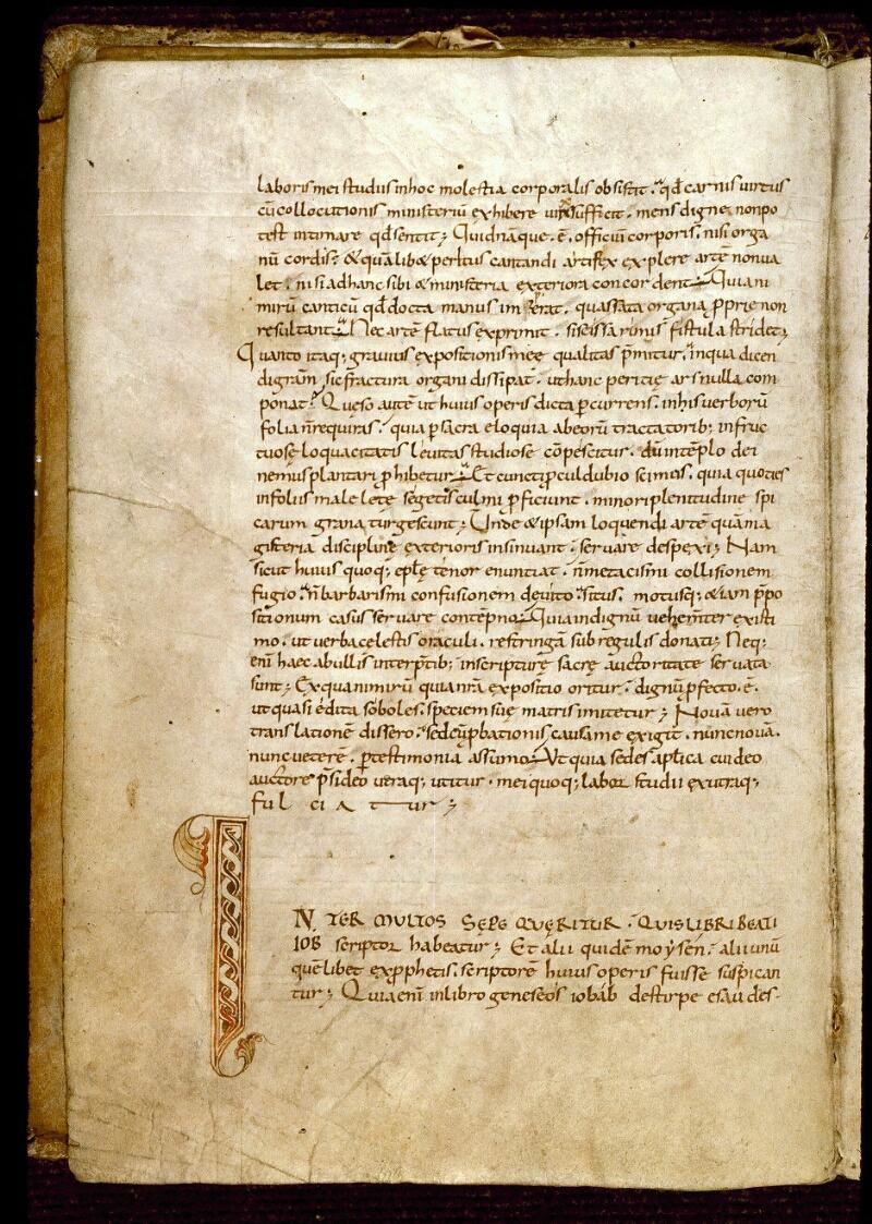 Angers, Bibl. mun., ms. 0183, f. 004v - vue 1