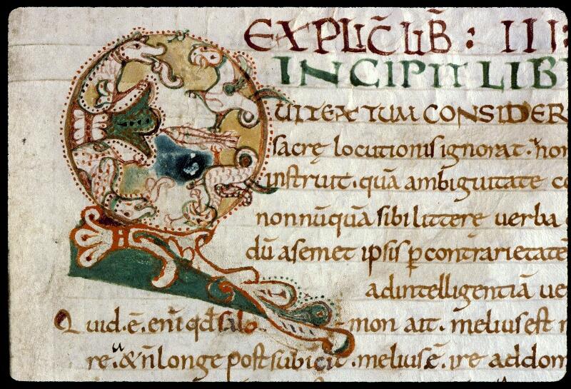 Angers, Bibl. mun., ms. 0183, f. 071 - vue 2