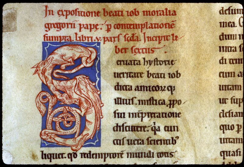 Angers, Bibl. mun., ms. 0184, f. 001 - vue 3