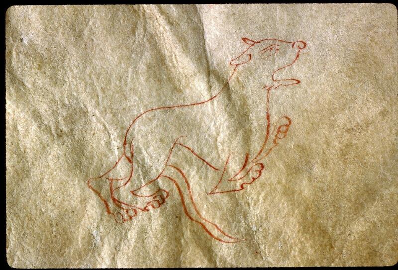 Angers, Bibl. mun., ms. 0184, f. 001 - vue 4