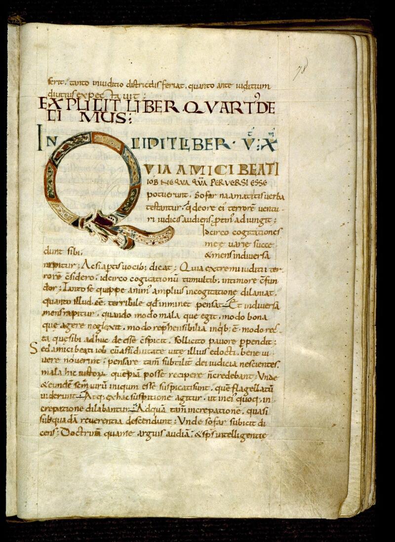Angers, Bibl. mun., ms. 0185, f. 078 - vue 1