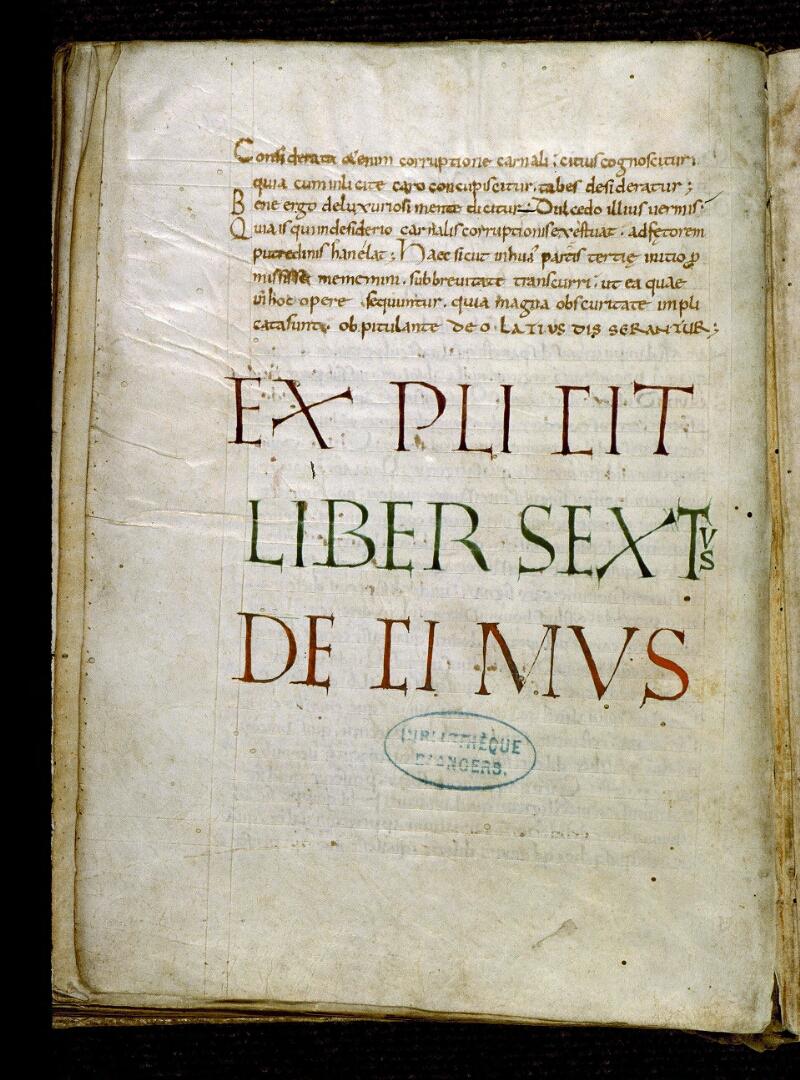Angers, Bibl. mun., ms. 0185, f. 121v