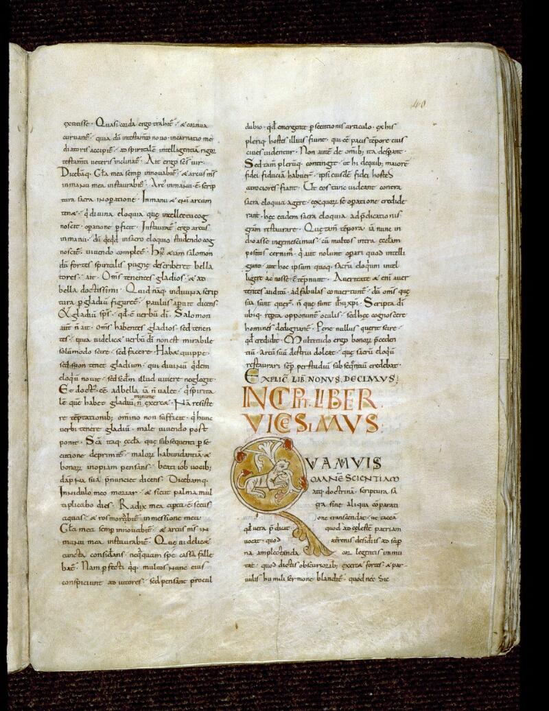 Angers, Bibl. mun., ms. 0187, f. 040 - vue 1