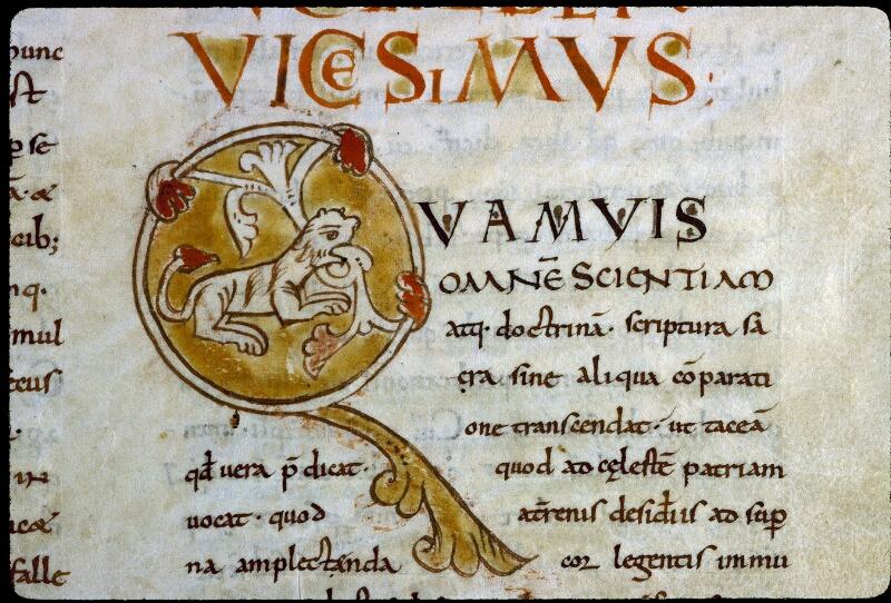 Angers, Bibl. mun., ms. 0187, f. 040 - vue 2