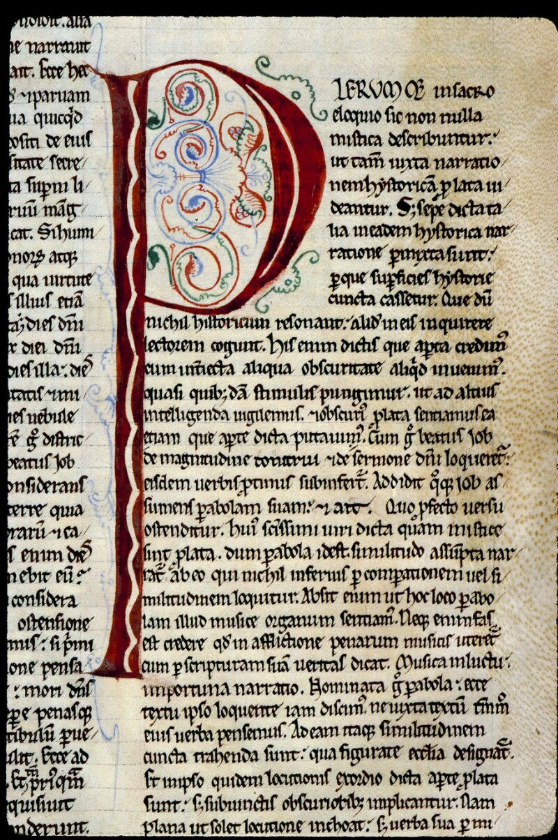 Angers, Bibl. mun., ms. 0188, f. 050 - vue 2