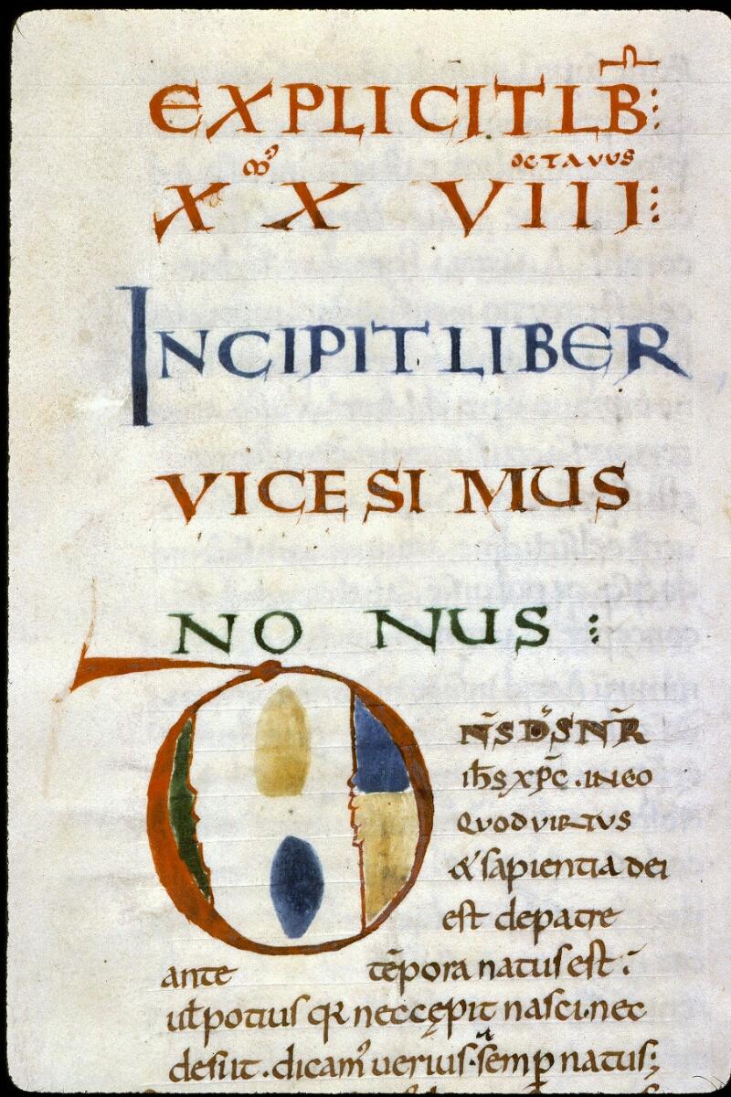 Angers, Bibl. mun., ms. 0189, f. 056v - vue 2