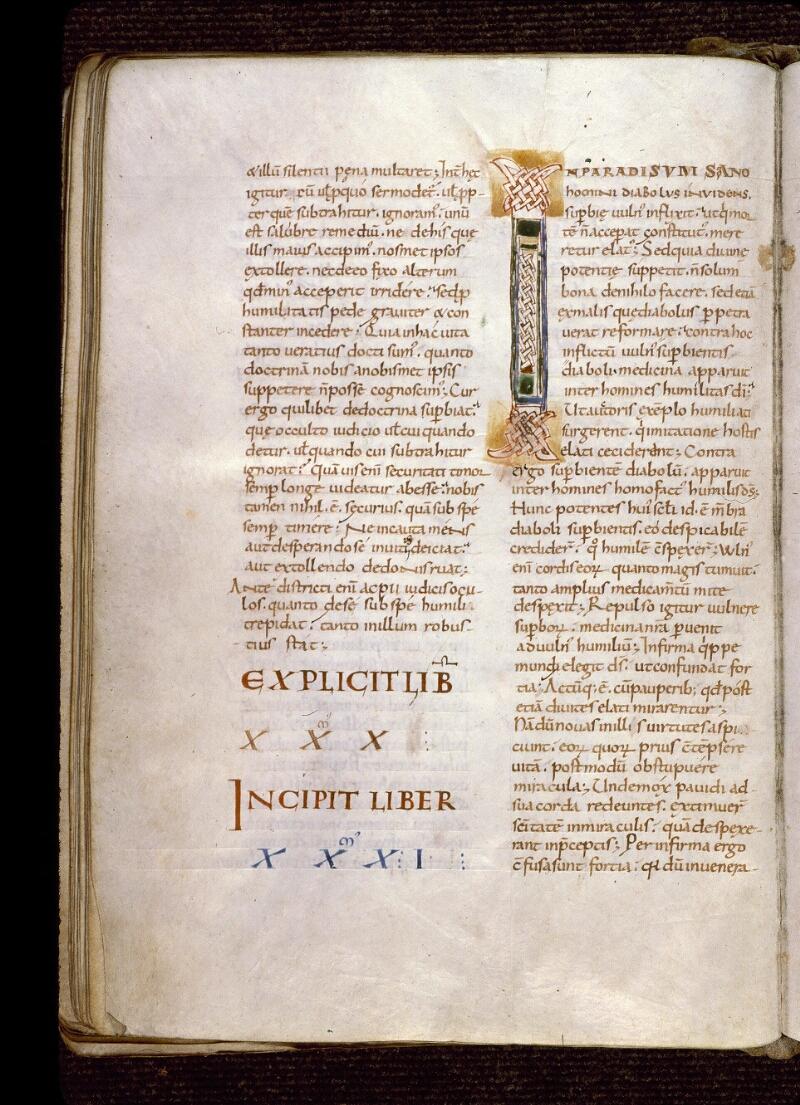Angers, Bibl. mun., ms. 0189, f. 095v - vue 1