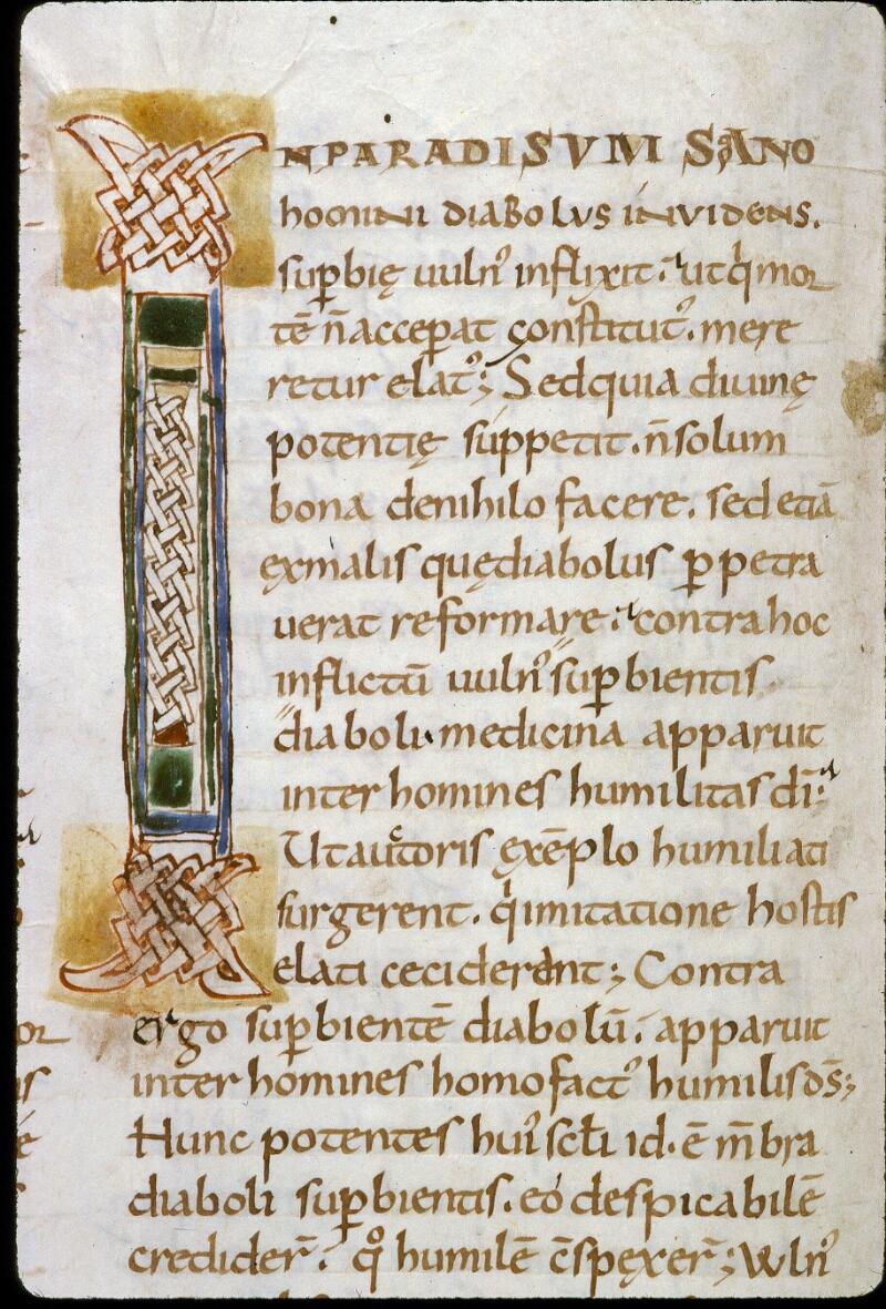 Angers, Bibl. mun., ms. 0189, f. 095v - vue 2
