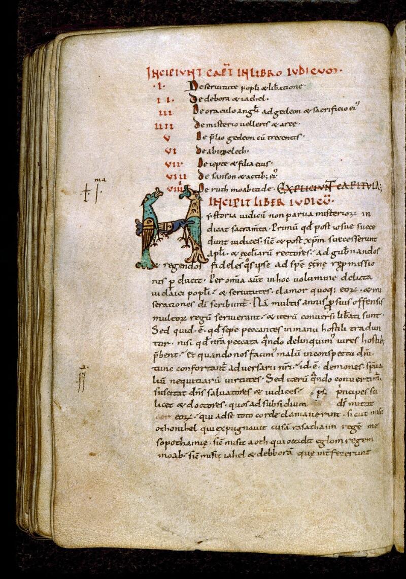 Angers, Bibl. mun., ms. 0195, f. 098v - vue 1