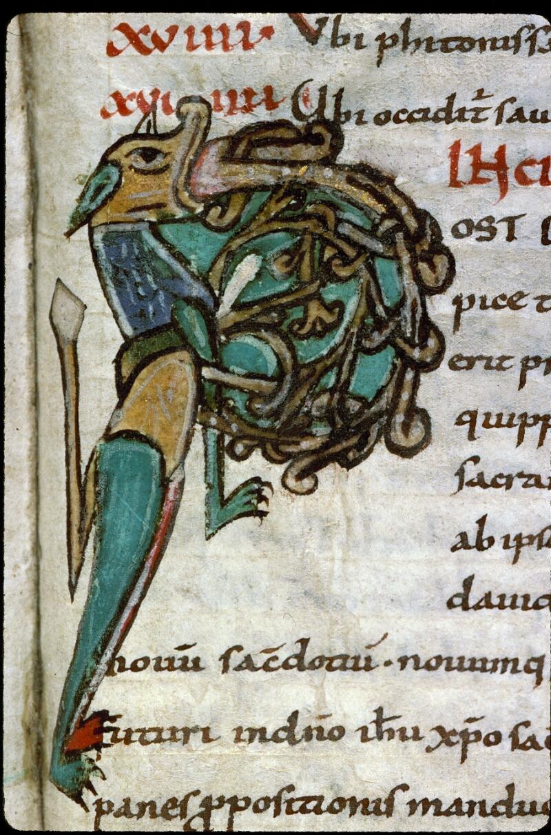Angers, Bibl. mun., ms. 0195, f. 106 - vue 2