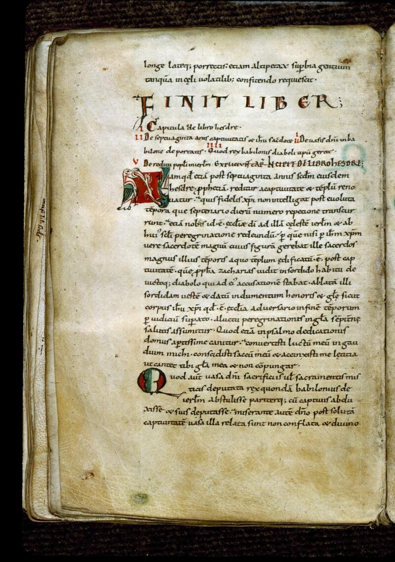 Angers, Bibl. mun., ms. 0195, f. 122v - vue 1