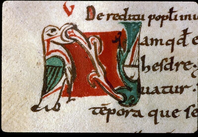 Angers, Bibl. mun., ms. 0195, f. 122v - vue 2