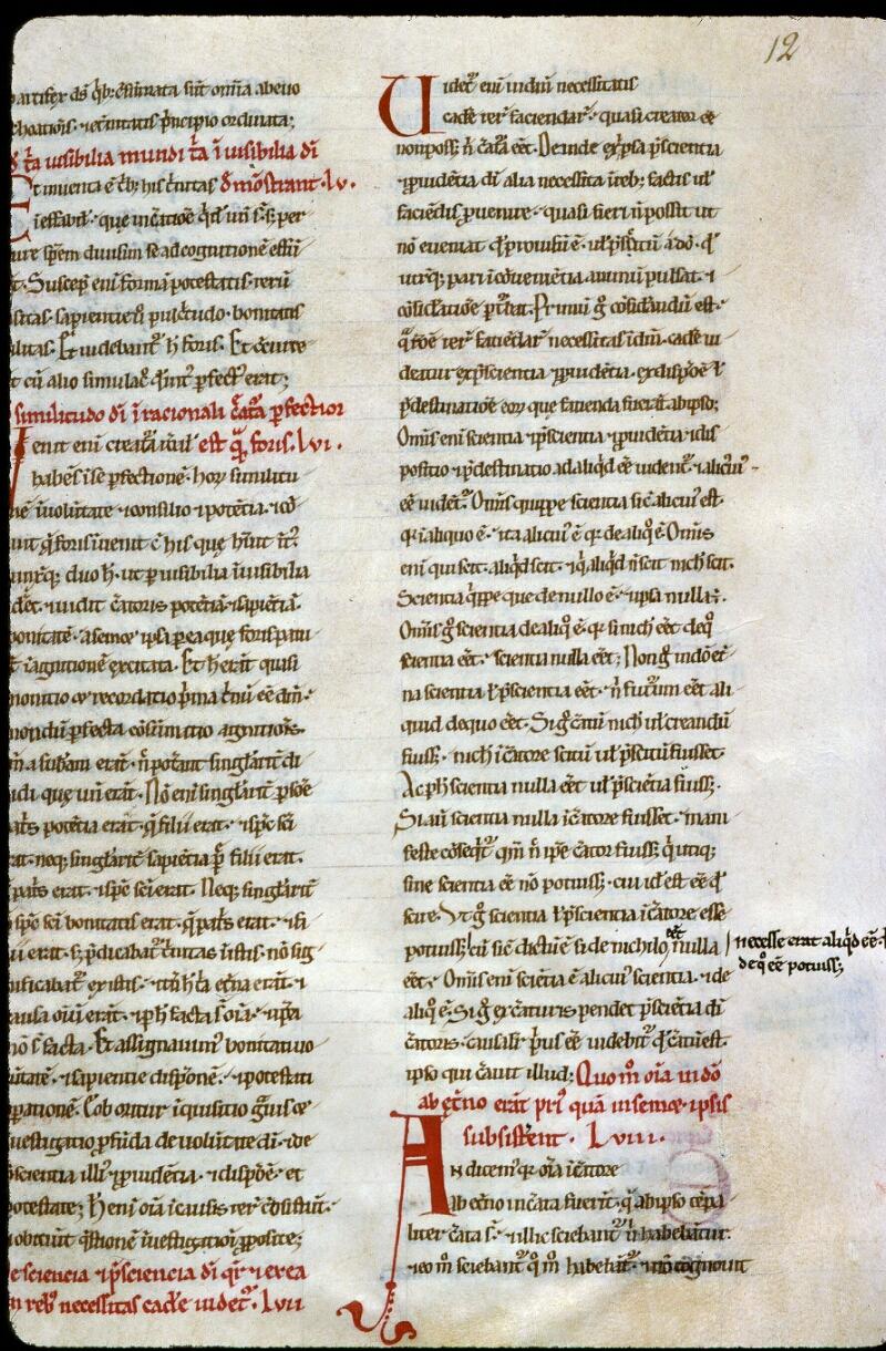 Angers, Bibl. mun., ms. 0196, f. 012