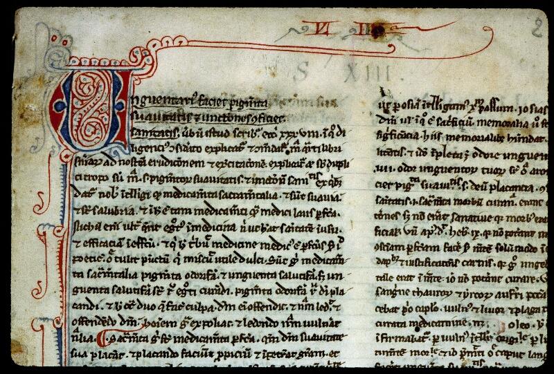 Angers, Bibl. mun., ms. 0202, f. 001 - vue 3