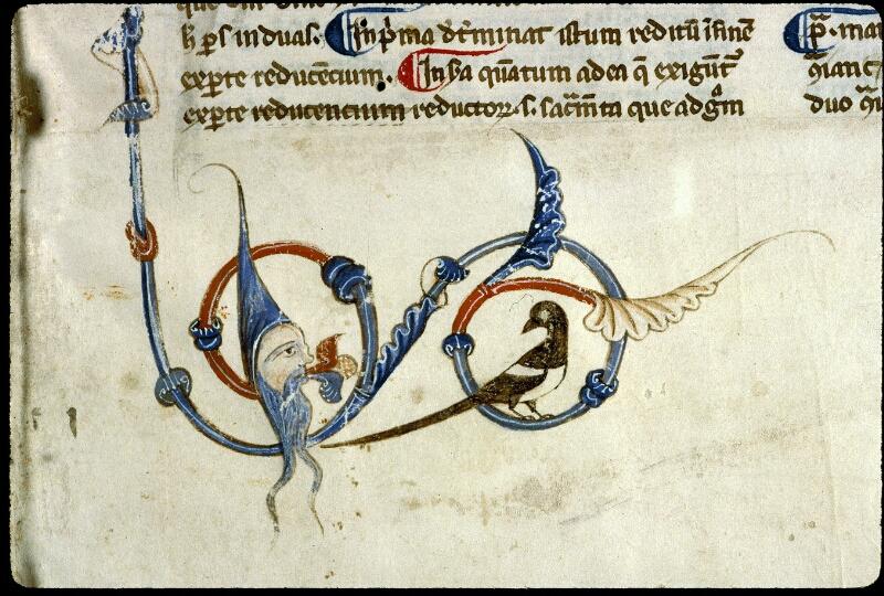 Angers, Bibl. mun., ms. 0206, f. 001 - vue 4