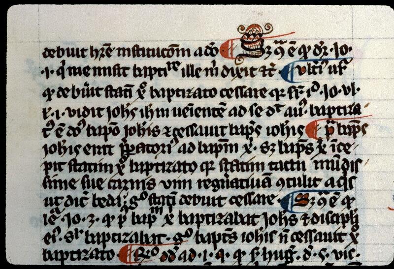 Angers, Bibl. mun., ms. 0208, f. 012 - vue 2