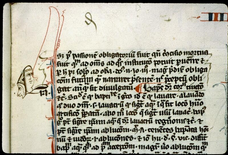 Angers, Bibl. mun., ms. 0208, f. 017 - vue 2