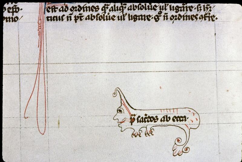 Angers, Bibl. mun., ms. 0208, f. 132v - vue 2