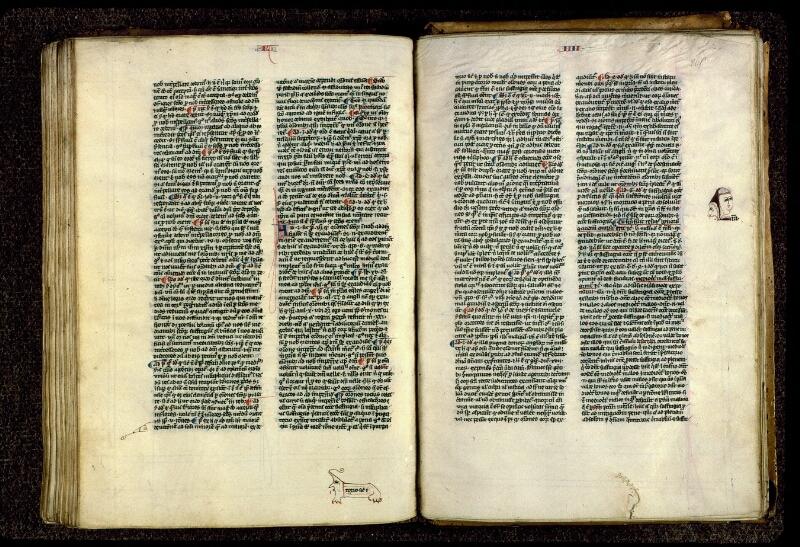 Angers, Bibl. mun., ms. 0208, f. 204v-205