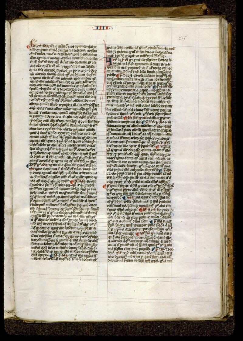 Angers, Bibl. mun., ms. 0208, f. 215