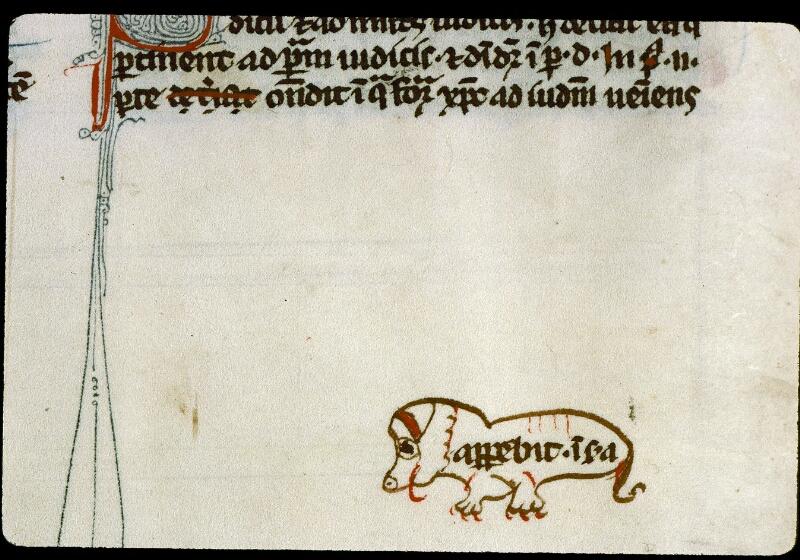 Angers, Bibl. mun., ms. 0208, f. 216v - vue 2
