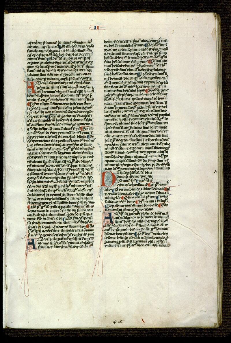 Angers, Bibl. mun., ms. 0215, f. 003