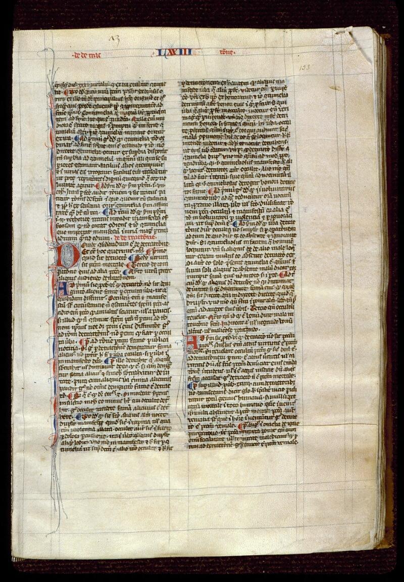 Angers, Bibl. mun., ms. 0216, f. 133