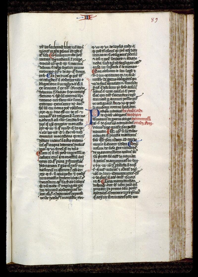 Angers, Bibl. mun., ms. 0220, f. 089