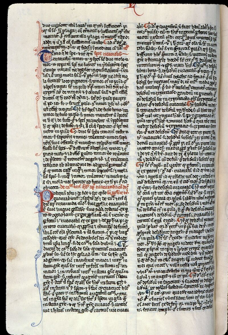 Angers, Bibl. mun., ms. 0222, f. 235v