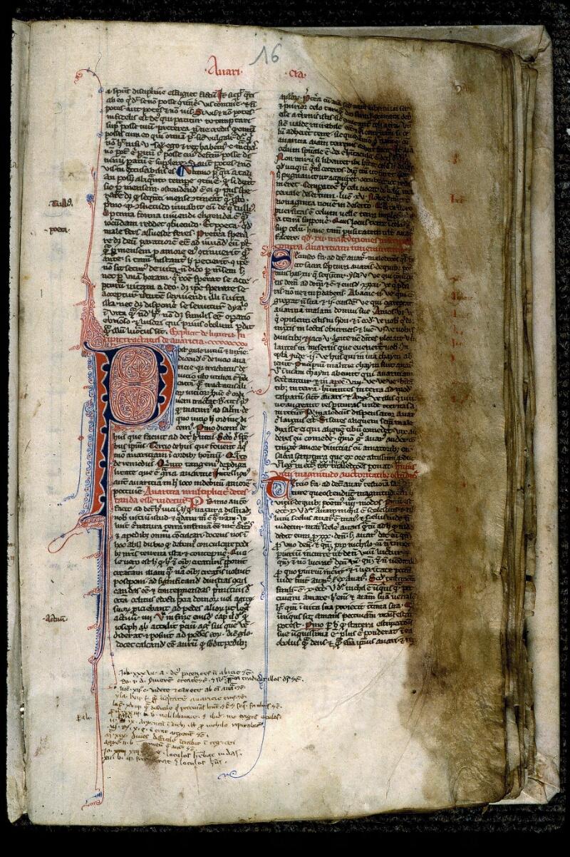 Angers, Bibl. mun., ms. 0225, f. 016