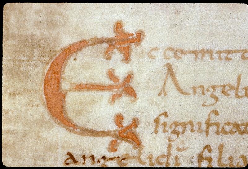 Angers, Bibl. mun., ms. 0234, f. 010 - vue 3
