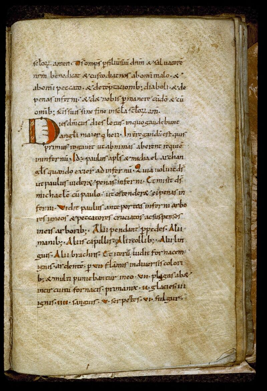Angers, Bibl. mun., ms. 0236, f. 128 - vue 2