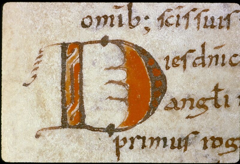 Angers, Bibl. mun., ms. 0236, f. 128 - vue 3