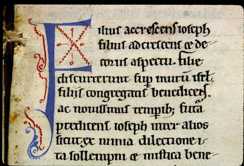 Angers, Bibl. mun., ms. 0238, f. 004 - vue 3