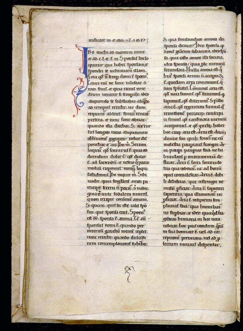 Angers, Bibl. mun., ms. 0238, f. 015v - vue 1