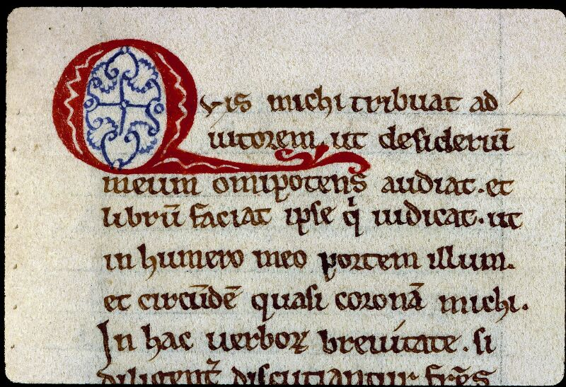 Angers, Bibl. mun., ms. 0238, f. 138