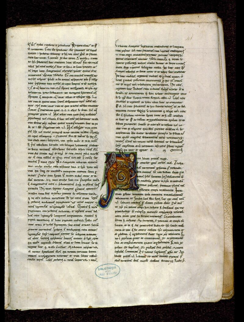 Angers, Bibl. mun., ms. 0242, f. 048 - vue 1