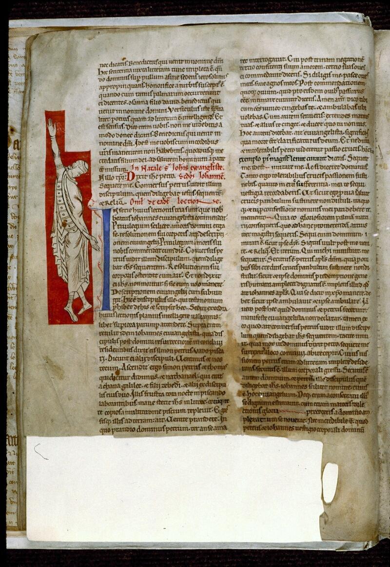 Angers, Bibl. mun., ms. 0243, f. 011v - vue 1