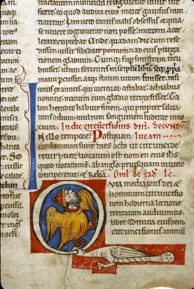 Angers, Bibl. mun., ms. 0243, f. 015 - vue 1