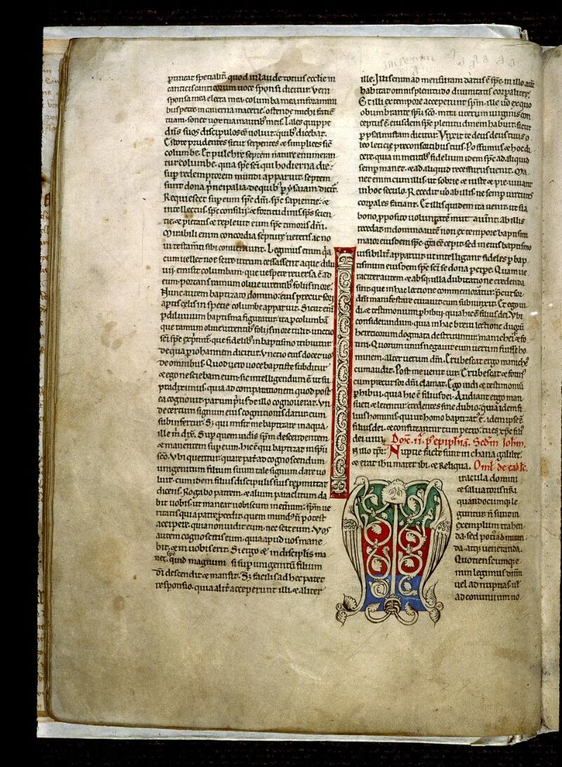 Angers, Bibl. mun., ms. 0243, f. 029v - vue 1
