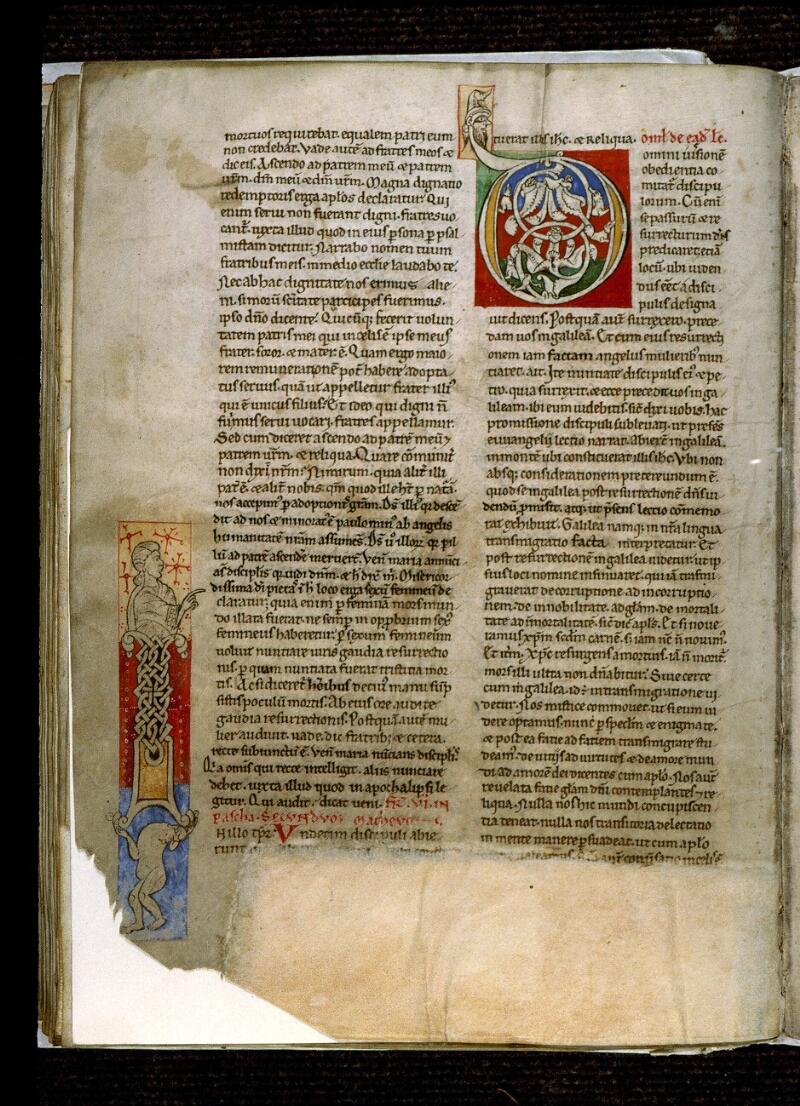 Angers, Bibl. mun., ms. 0243, f. 076v - vue 1