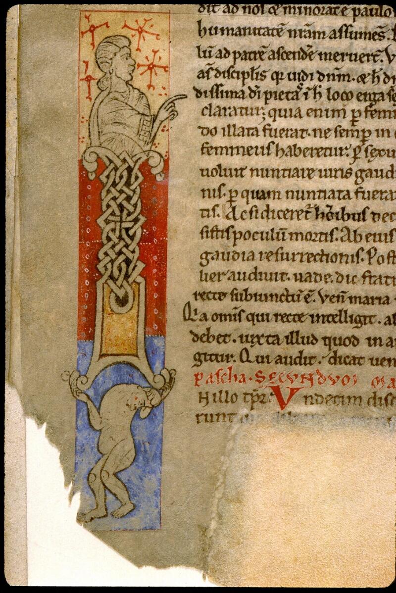 Angers, Bibl. mun., ms. 0243, f. 076v - vue 2
