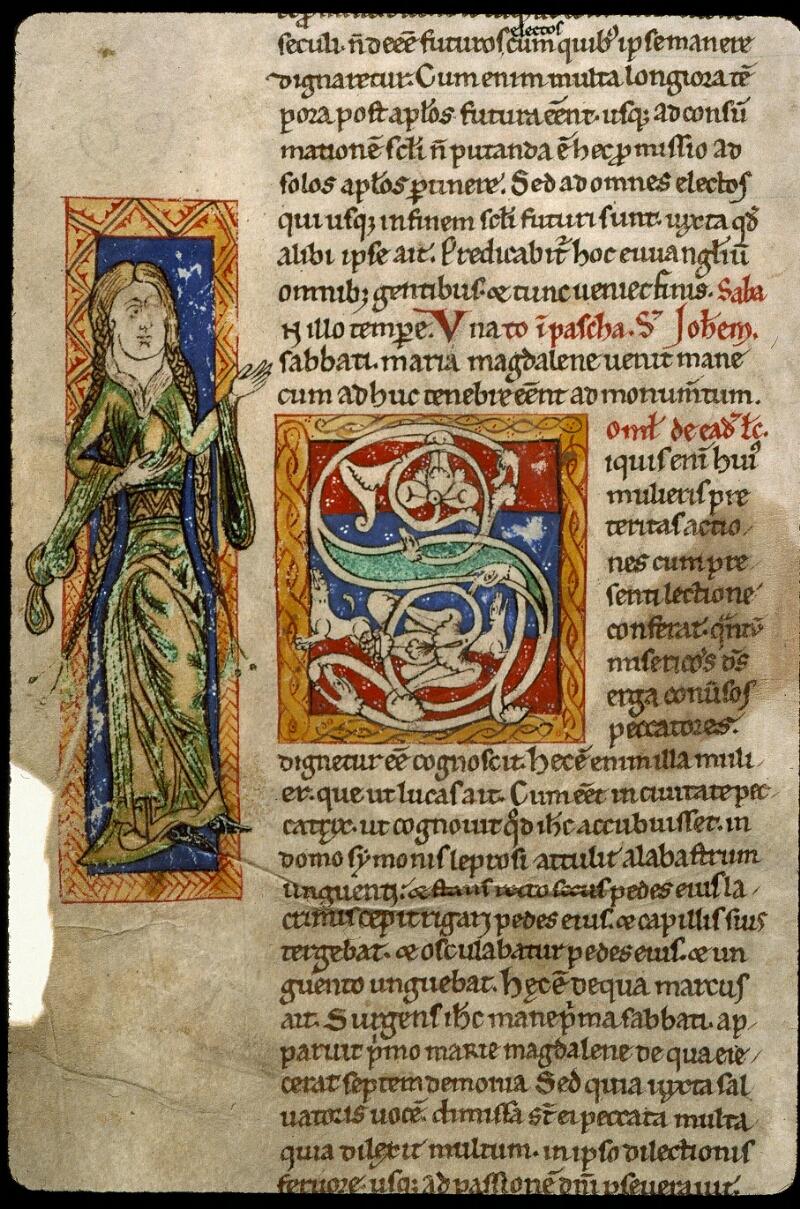 Angers, Bibl. mun., ms. 0243, f. 077v - vue 1