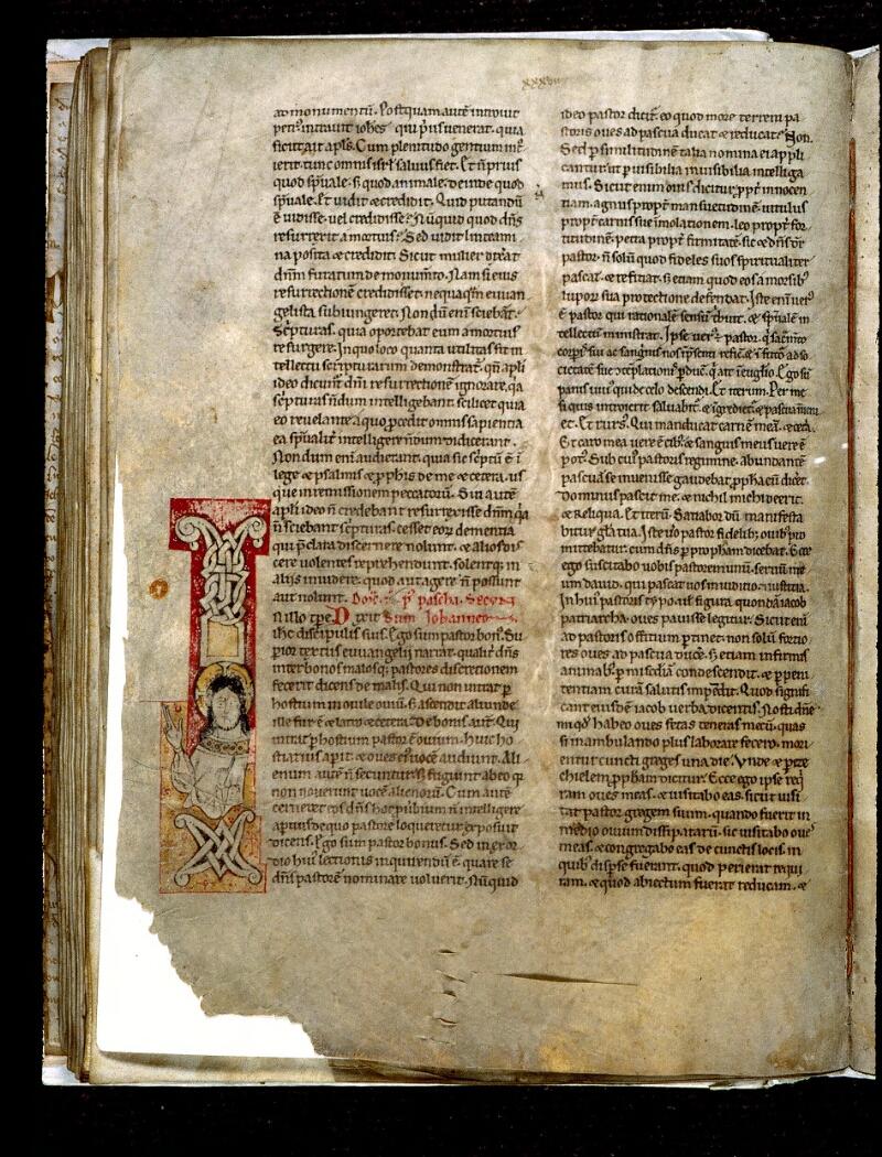 Angers, Bibl. mun., ms. 0243, f. 078v - vue 1