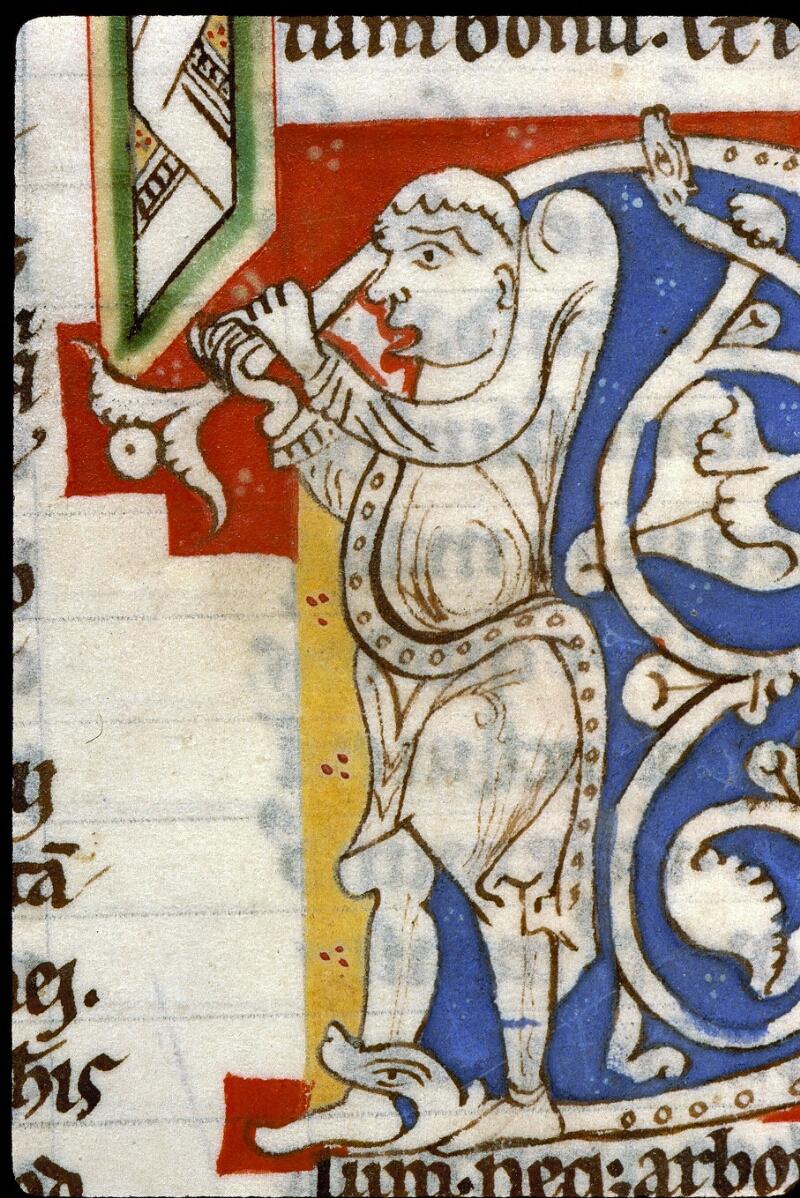 Angers, Bibl. mun., ms. 0243, f. 142v - vue 3