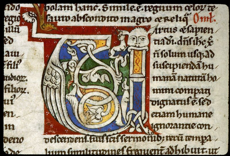 Angers, Bibl. mun., ms. 0243, f. 148v - vue 2