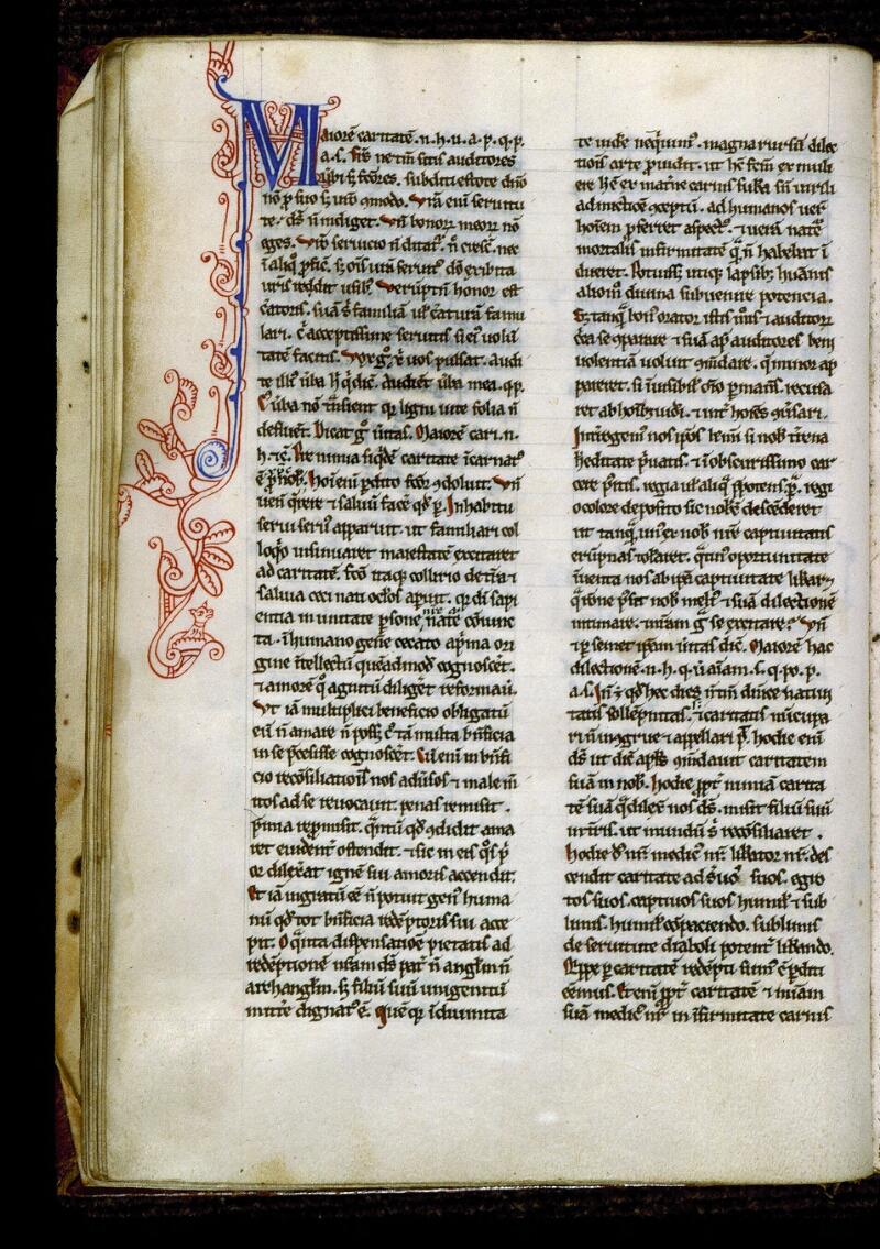 Angers, Bibl. mun., ms. 0244, f. 011v - vue 1