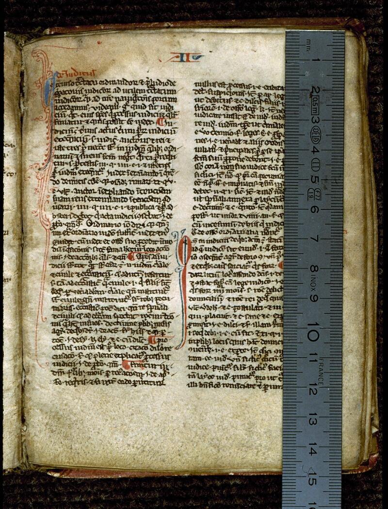 Angers, Bibl. mun., ms. 0245, f. 017 - vue 1