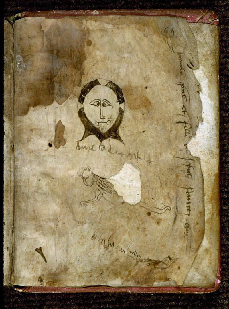 Angers, Bibl. mun., ms. 0245, f. 064 - vue 1